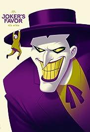 Joker's Favor Poster