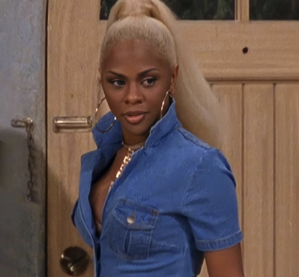 Lil' Kim in Moesha (1996)