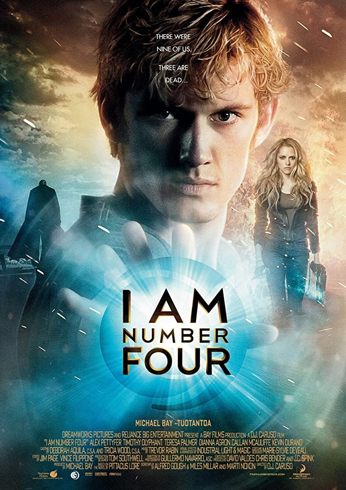 I Am Number Four (2011) Hindi Dubbed