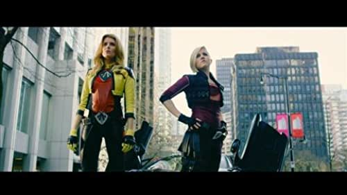 Trailer for Electra Woman & Dyna Girl
