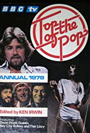 Top of the Pops: The Story of 1978 Poster