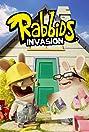Rabbids Invasion (2013) Poster