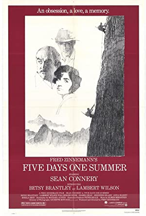 Where to stream Five Days One Summer