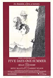 Five Days One Summer(1982) Poster - Movie Forum, Cast, Reviews
