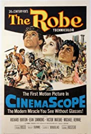 The Robe (1953) Poster - Movie Forum, Cast, Reviews