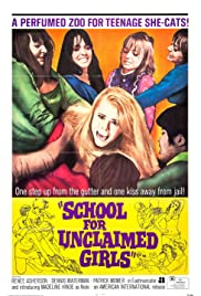 School for Unclaimed Girls Poster
