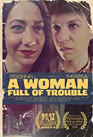 A Woman Full of Trouble Poster