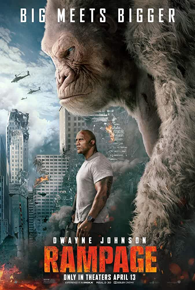 Rampage (2018) hindi full movie watch online download free thumbnail