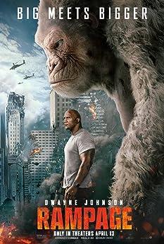 Dwayne Johnson in Rampage (2018)