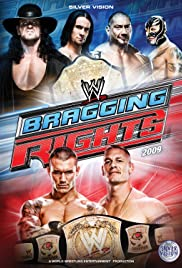 WWE Bragging Rights Poster