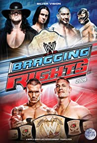Primary photo for WWE Bragging Rights