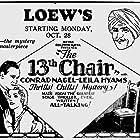 The Thirteenth Chair (1929)