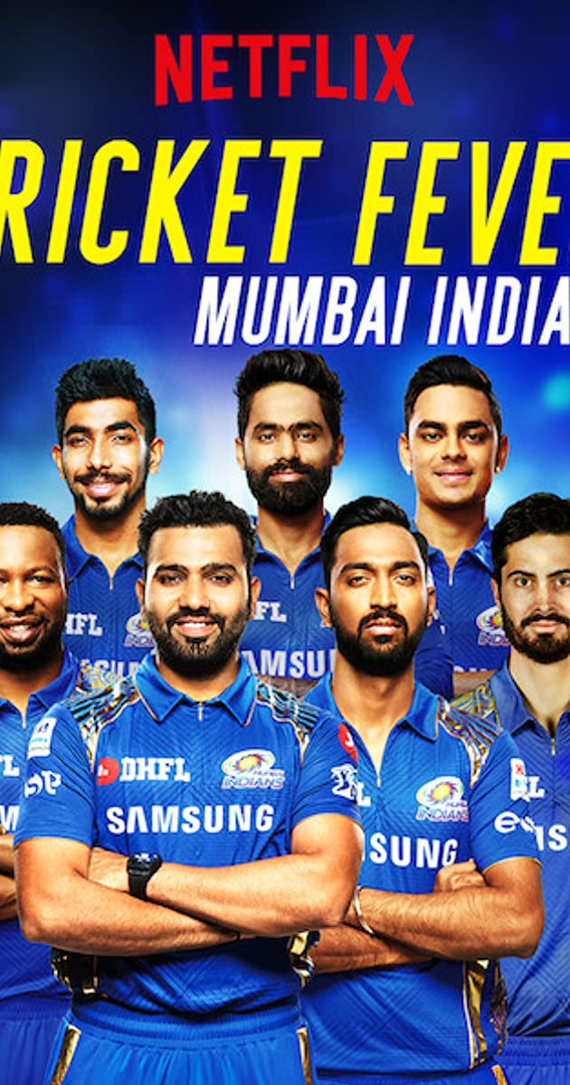 Download Cricket Fever: Mumbai Indians or watch streaming online complete episodes of  Season1 in HD 720p 1080p using torrent