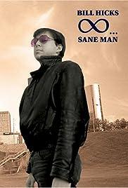 Bill Hicks: Sane Man Poster