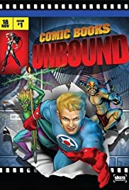 Starz Inside: Comic Books Unbound Poster