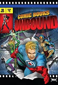 Primary photo for Starz Inside: Comic Books Unbound