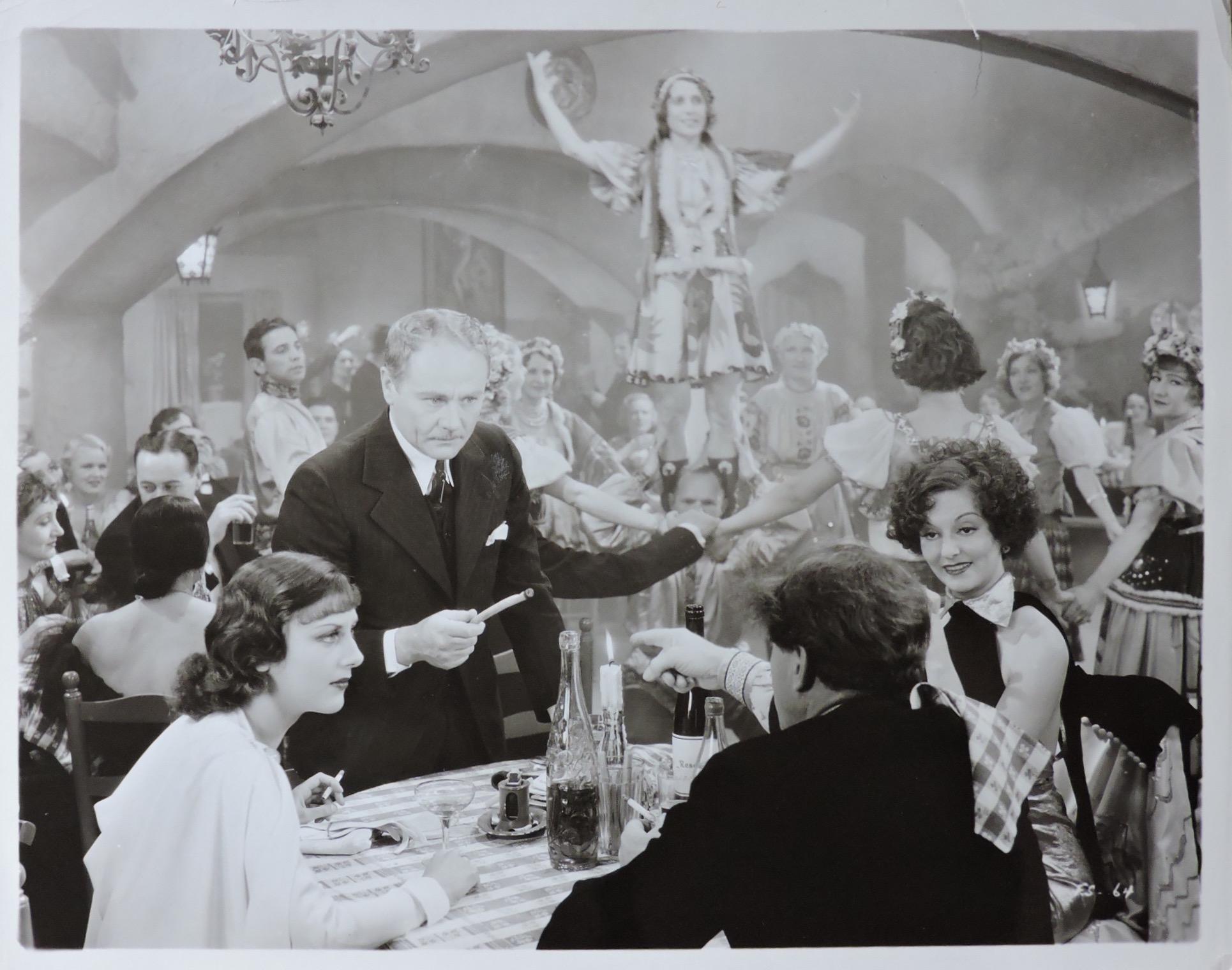 Dorothy Burgess, Ann Dvorak, and Charles Ruggles in Friends of Mr. Sweeney (1934)