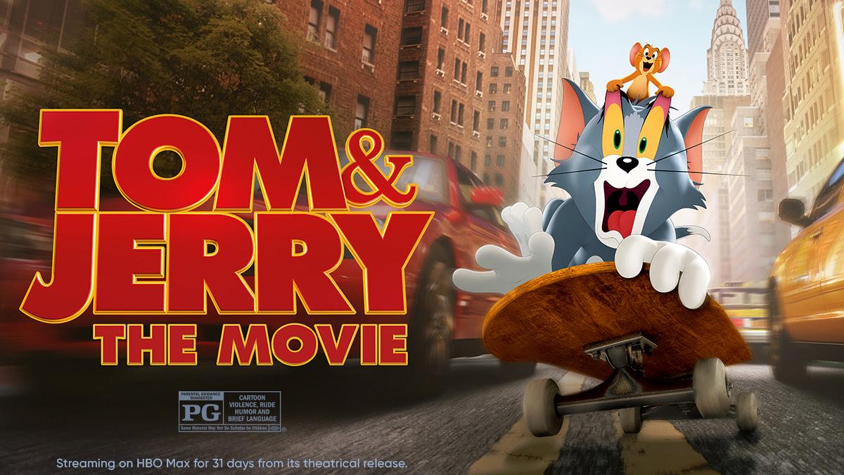 دانلود انیمیشن Tom and Jerry لایواکشن