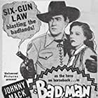 Johnny Mack Brown and Anne Gwynne in Bad Man from Red Butte (1940)