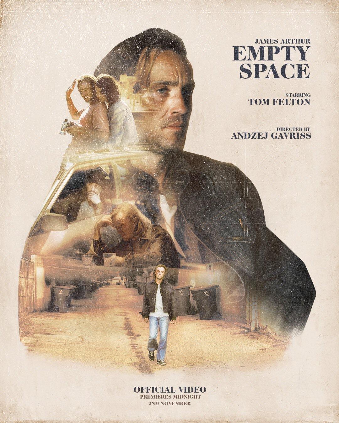 James Arthur: Empty Space (Video 2018) - IMDb