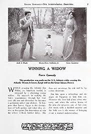 Winning a Widow Poster