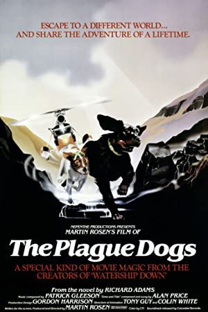 The Plague Dogs Poster Image