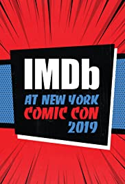 IMDb at New York Comic Con Poster