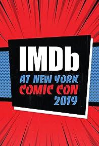 Primary photo for IMDb at New York Comic Con