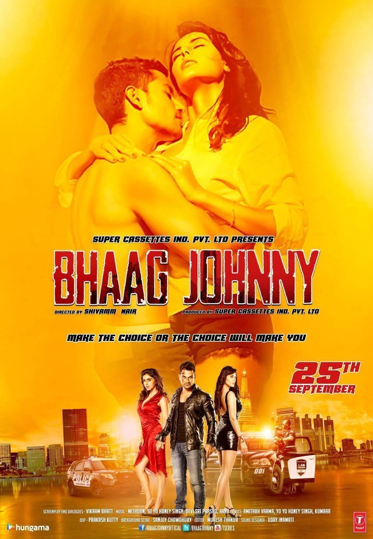 Bhaag Johnny 2015 Hindi Movie HDRip 300MB Download