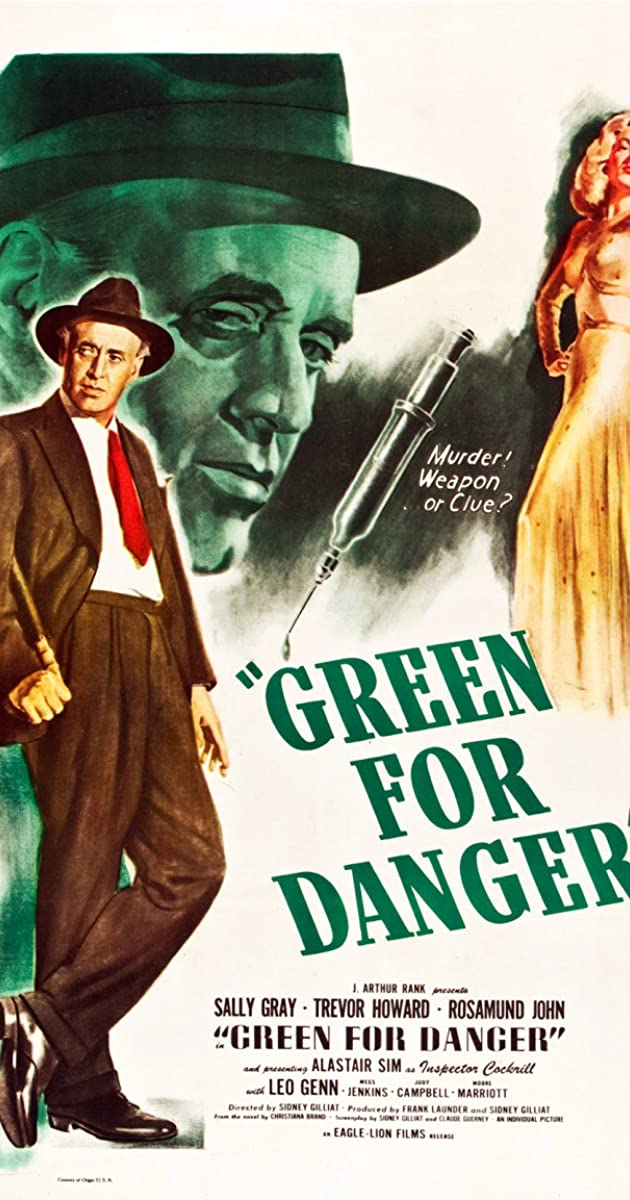 Subtitle of Green for Danger