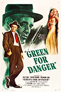 Site to watch online movie Green for Danger [720pixels]