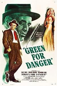 Websites for psp movie downloads Green for Danger UK [720px]