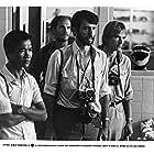 John Malkovich, Julian Sands, Sam Waterston, and Haing S. Ngor in The Killing Fields (1984)
