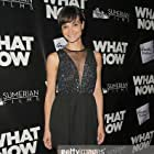 """Jamie Bernadette arrives at the premiere of """"What Now"""""""