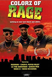 Colorz of Rage Poster