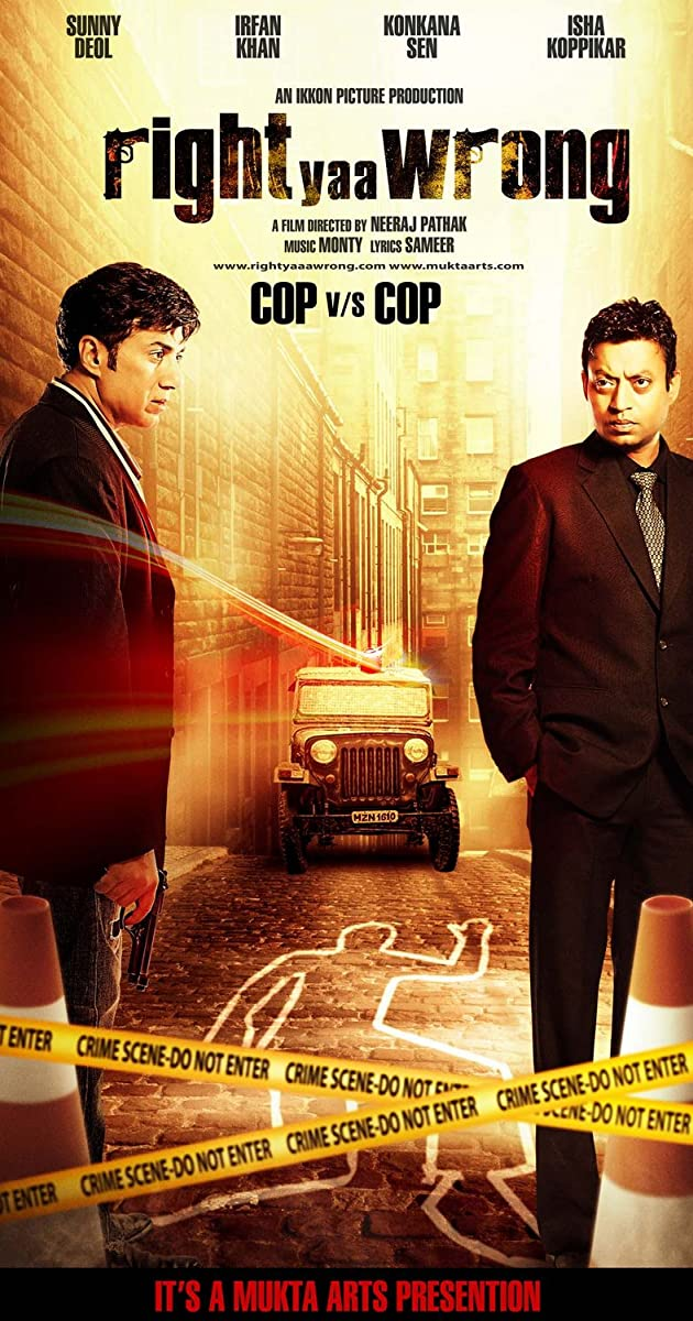 Right Yaaa Wrong In Hindi Torrent Download 720p