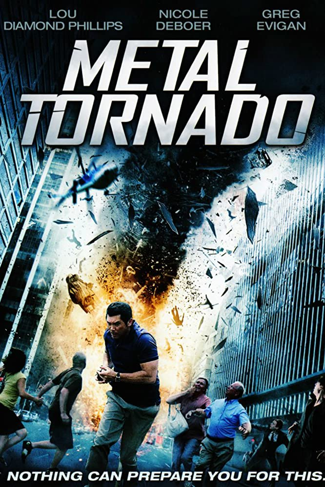 Metal Tornado 2011 Hindi Dual Audio 324MB BluRay Download