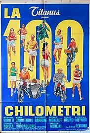 La cento chilometri Poster