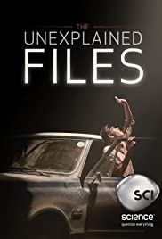 The Unexplained Files Poster
