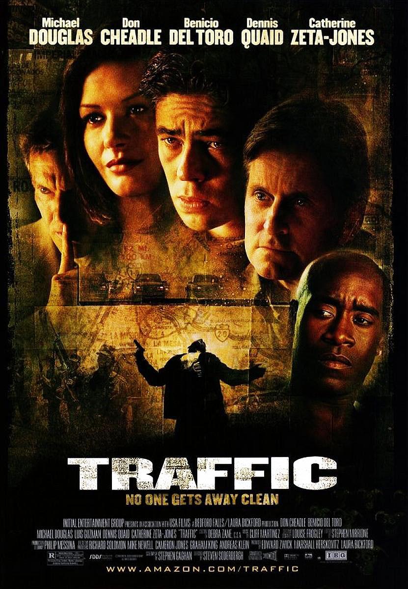 Traffic (2000) BluRay 480p, 720p & 1080p