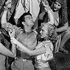 Paula Hill and Tandra Quinn in Mesa of Lost Women (1953)