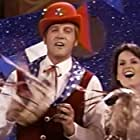 Lee Majors and Marie Osmond in Donny and Marie (1975)