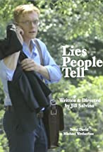 Primary image for Lies People Tell