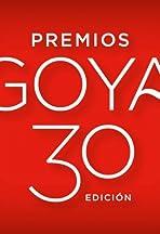 Premios Goya 30 edición