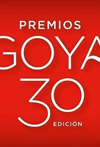 Primary photo for Premios Goya 30 edición