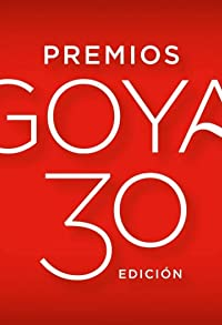 Primary photo for Premios Goya 30 edición