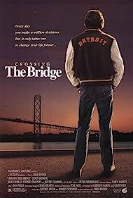 Stephen Baldwin, Josh Charles, Jason Gedrick, David Schwimmer, and Cheryl Pollak in Crossing the Bridge (1992)