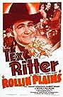 Rollin' Plains (1938) Poster