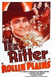 Rollin' Plains Poster