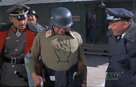Non stop movie Colonel Klink's Secret Weapon [Bluray]